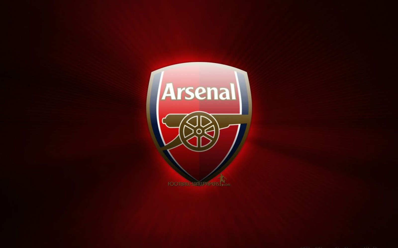 wallpapers hd for mac Arsenal Football Club Logo Wallpaper HD 1600x1000