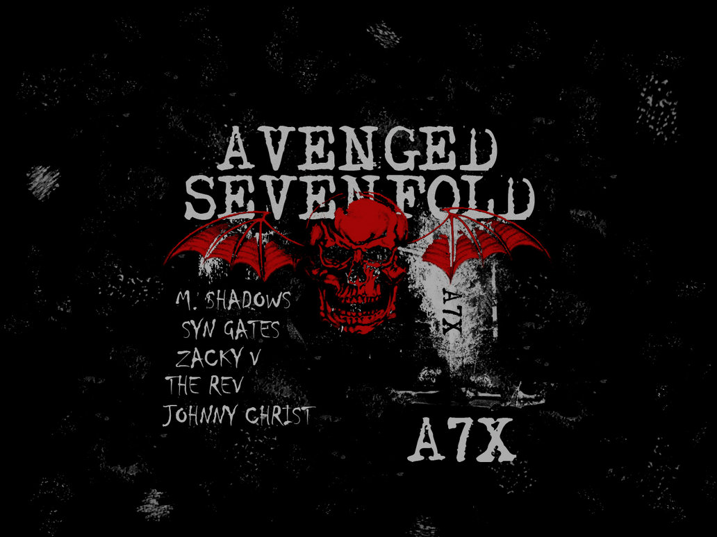 Wallpaper Avenged Sevenfold My image 1032x774