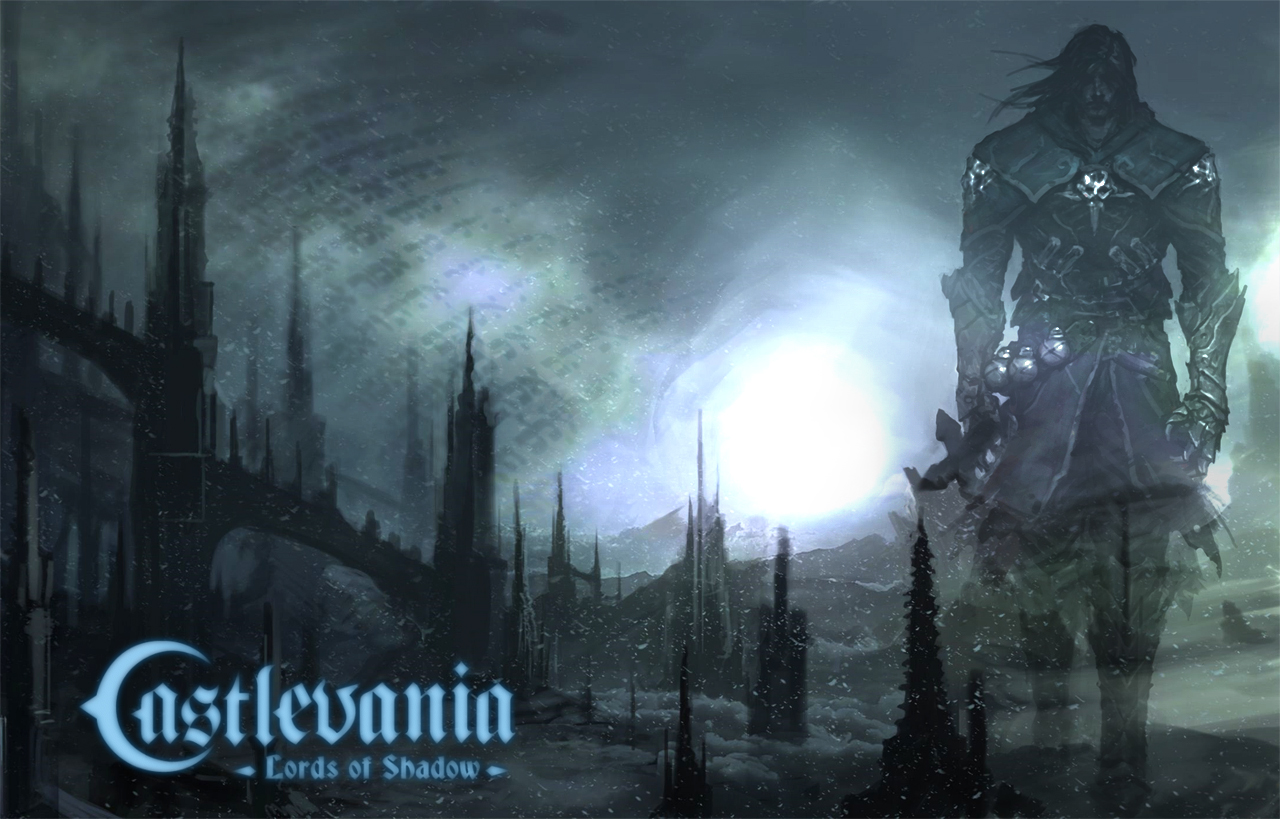 Free Download Castlevania Lords Of Shadow Wallpaper Castlevania