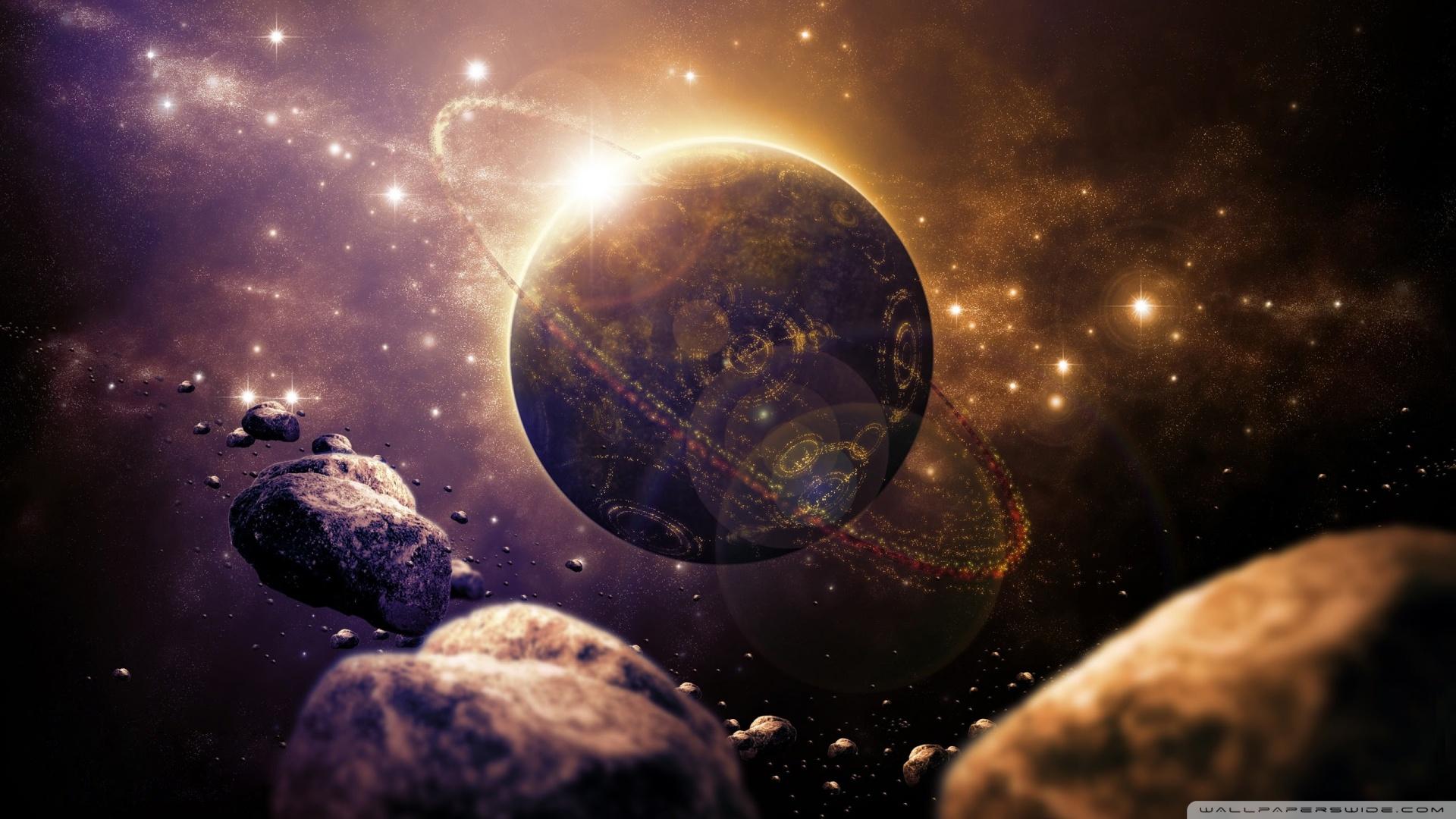 Sci Fi Planet Wallpaper 1920x1080 Sci Fi Planet 1920x1080
