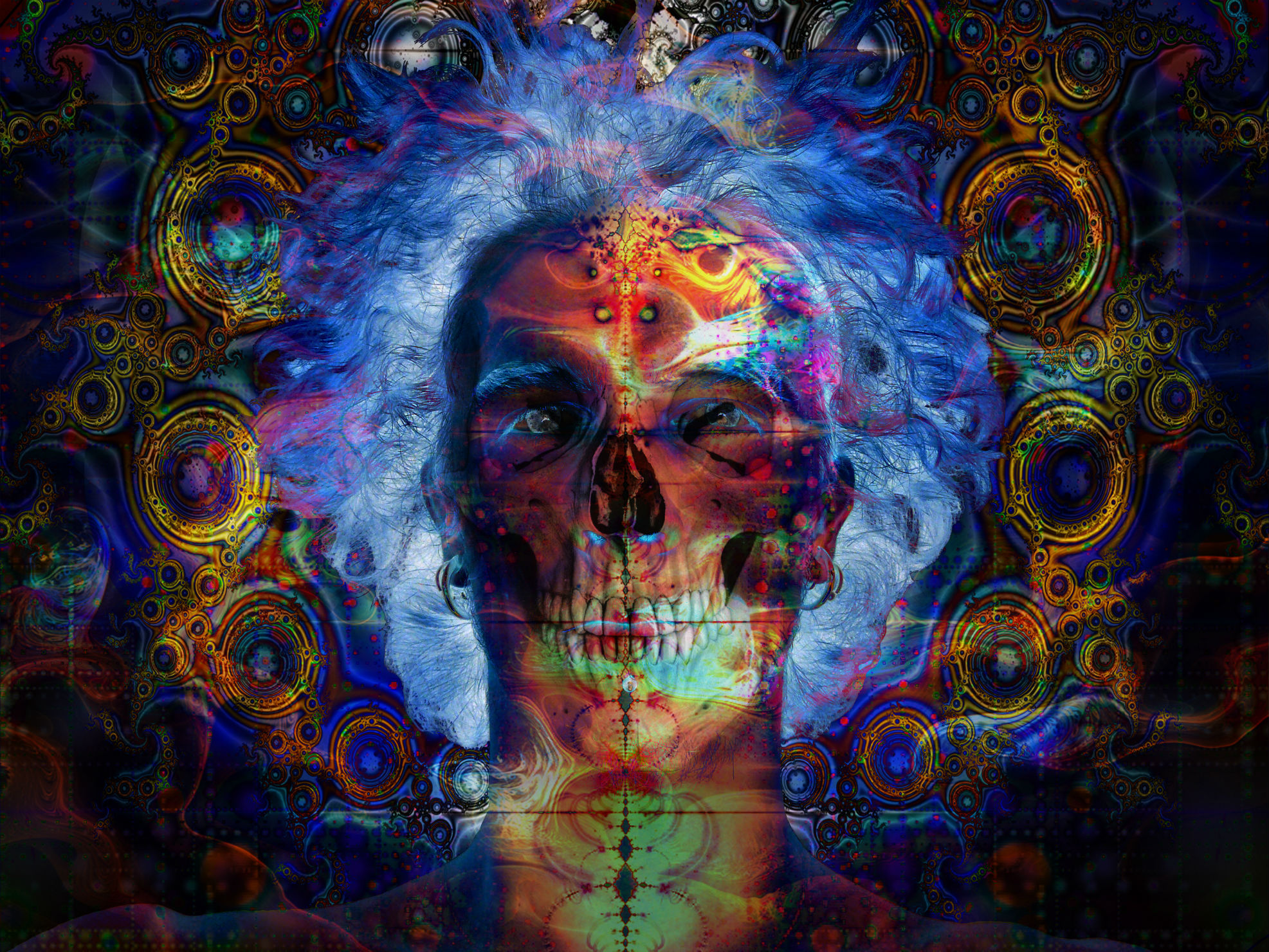 HD Wallpaper Background ID236140 1973x1480 Artistic Psychedelic 1973x1480