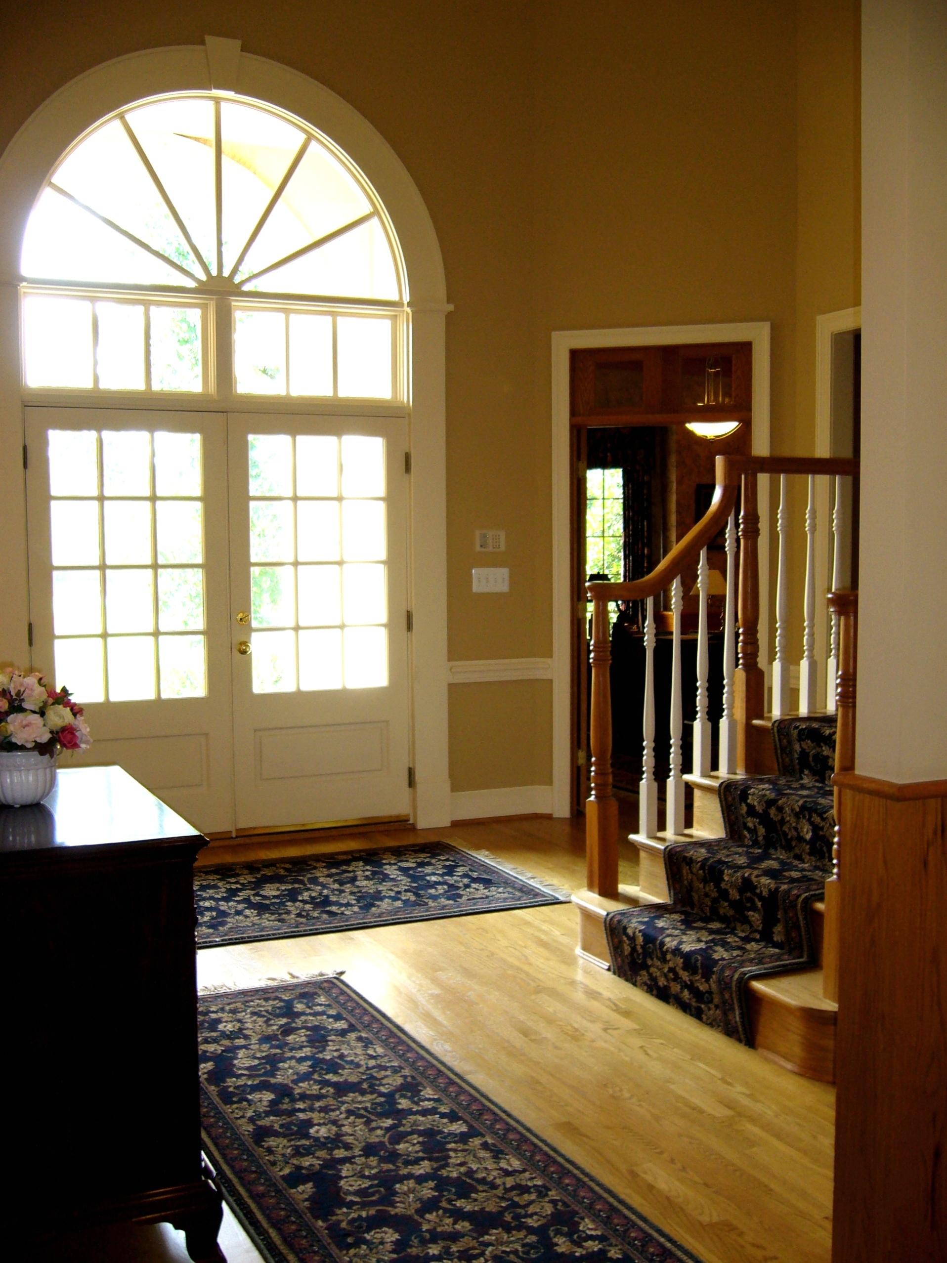 Foyer Wallpaper Images : Wallpaper for foyer area wallpapersafari