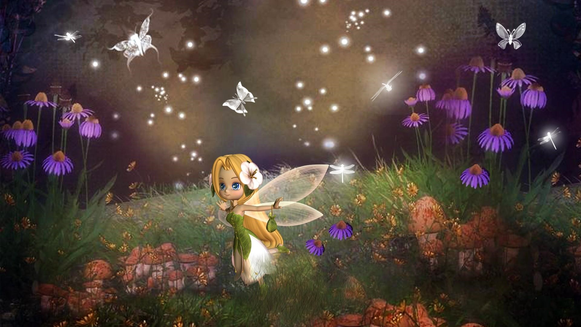Fairy Wallpapers HD 1920x1080
