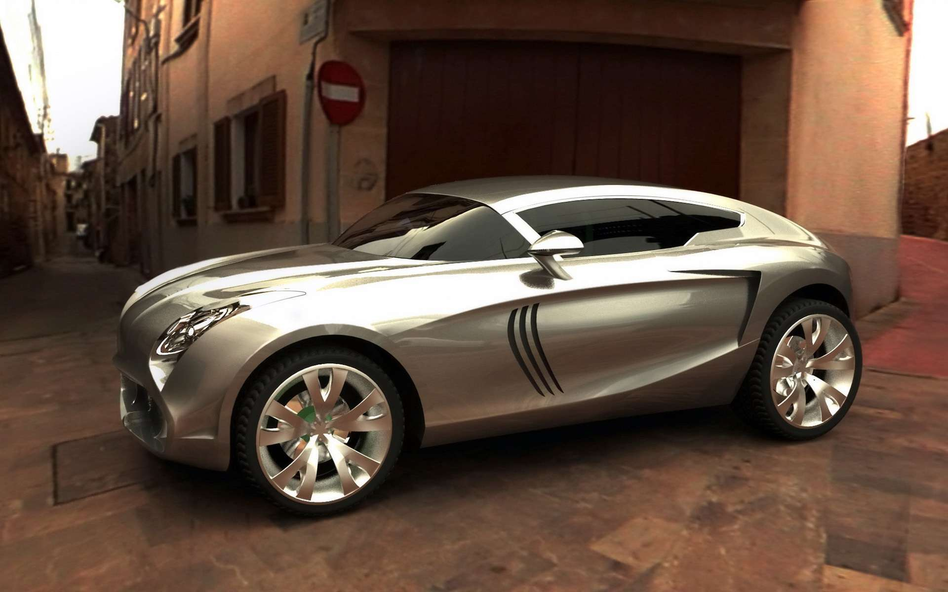 Maserati Kuba Concept Wallpaper HD Widescreen Desktop HD Wallpapers 1920x1200