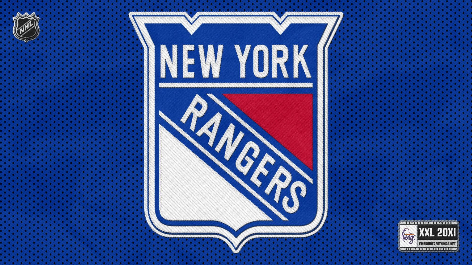 New York Rangers Wallpapers 2000x1125