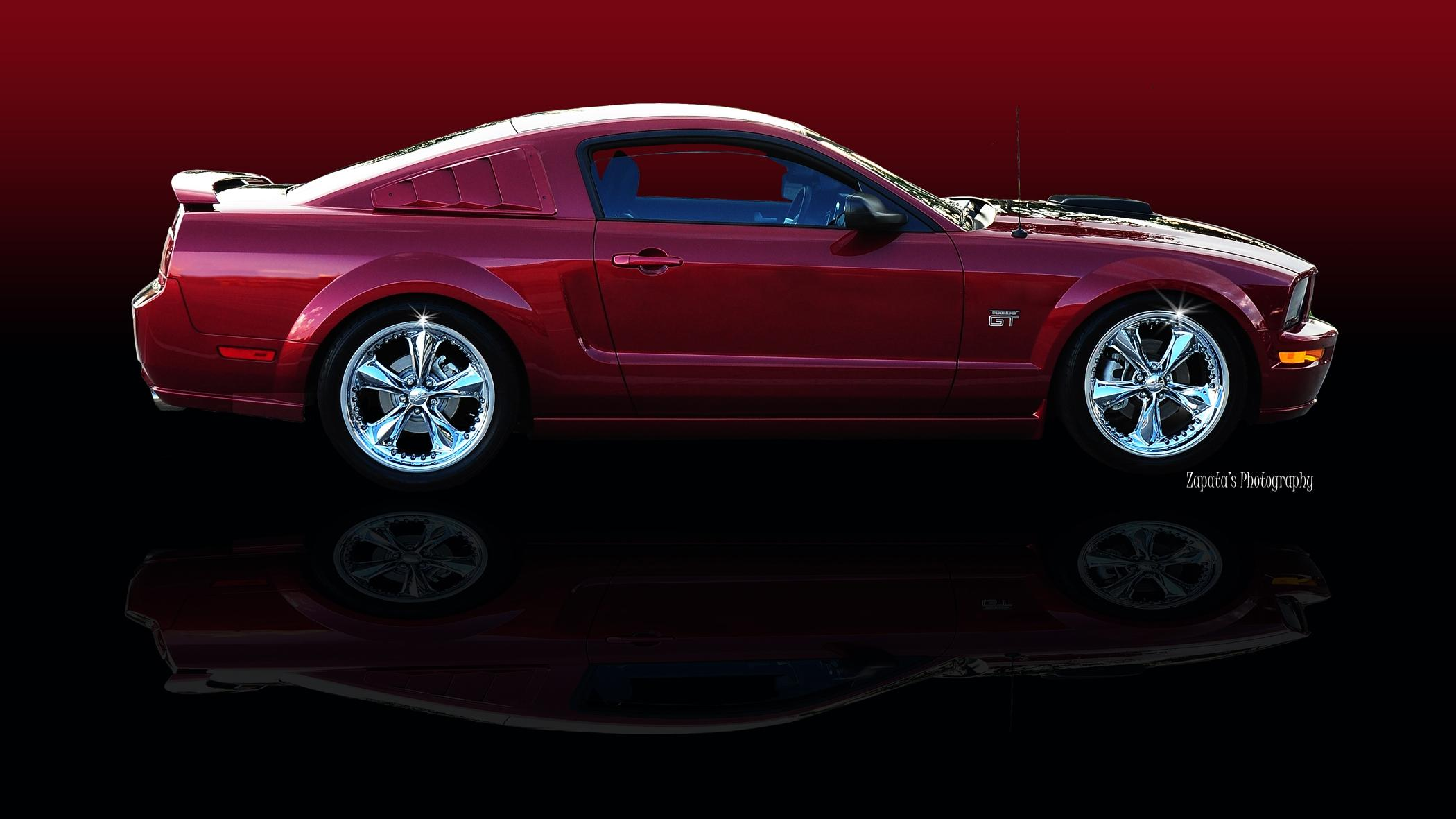Ford Mustang GT Wallpapers HD Download 2100x1181