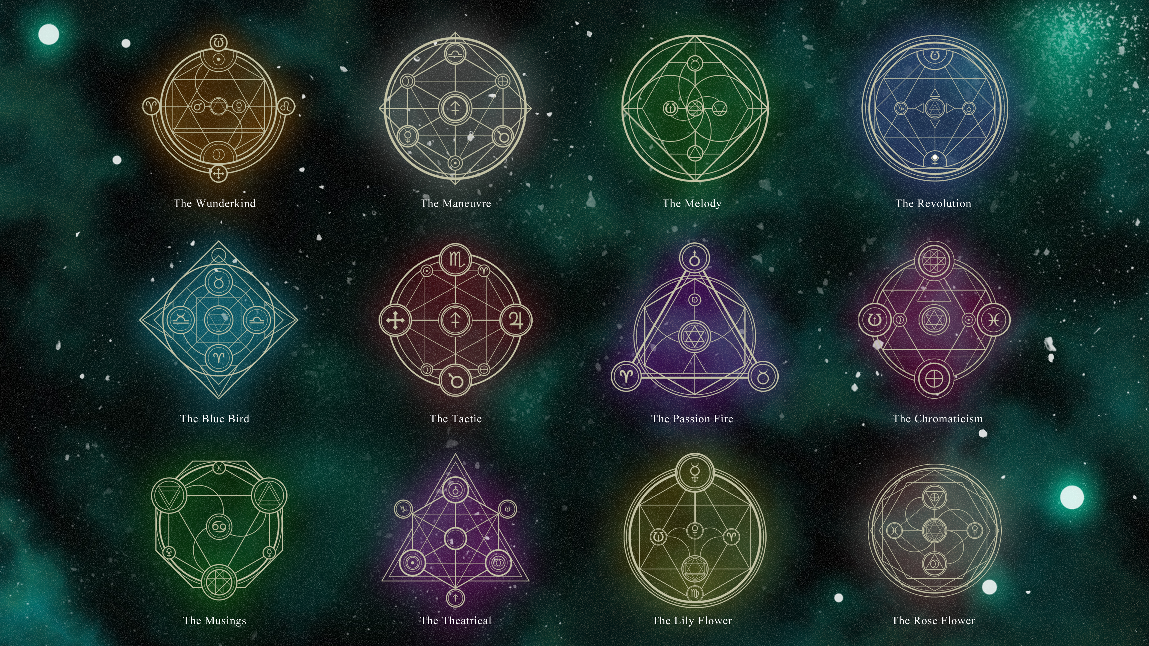 Alchemy 2 by Ennoea 3840x2160