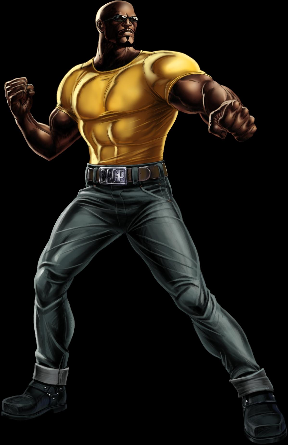 Luke Cage Marvel Wallpaper wwwpixsharkcom   Images 1197x1849