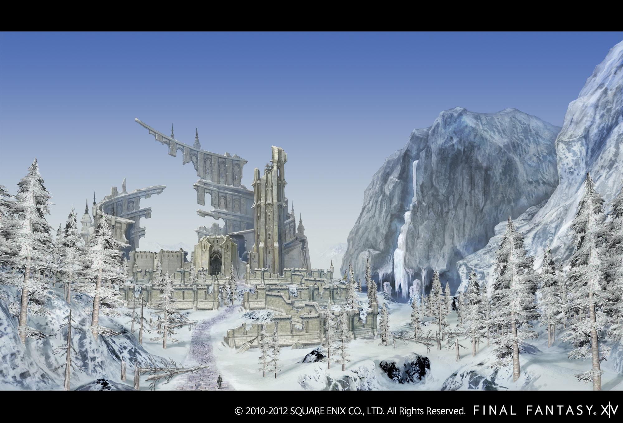 Fantasy XIV A Realm Reborn Computer Wallpapers Desktop Backgrounds 2000x1358