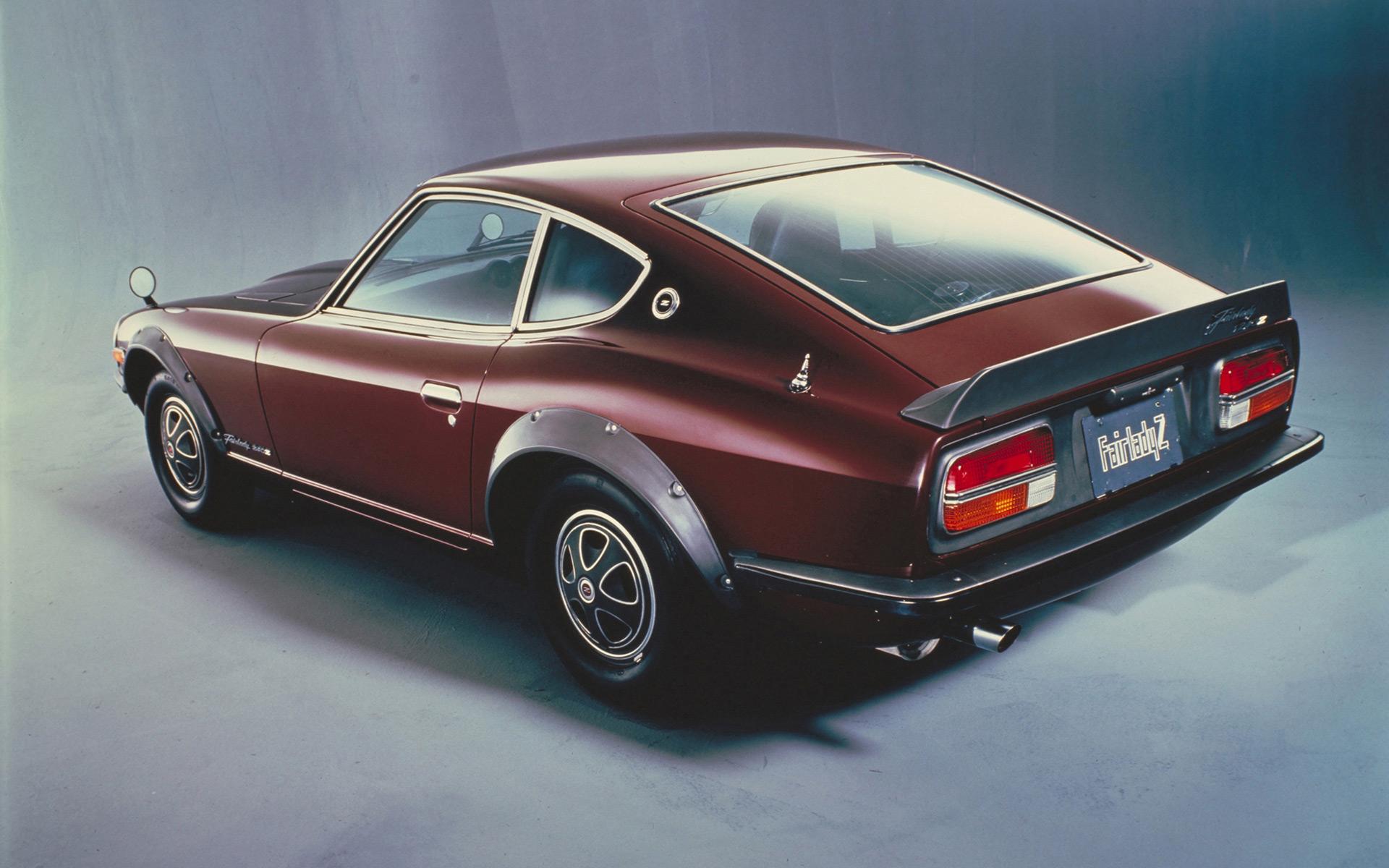 1972 datsun 240z wallpaper