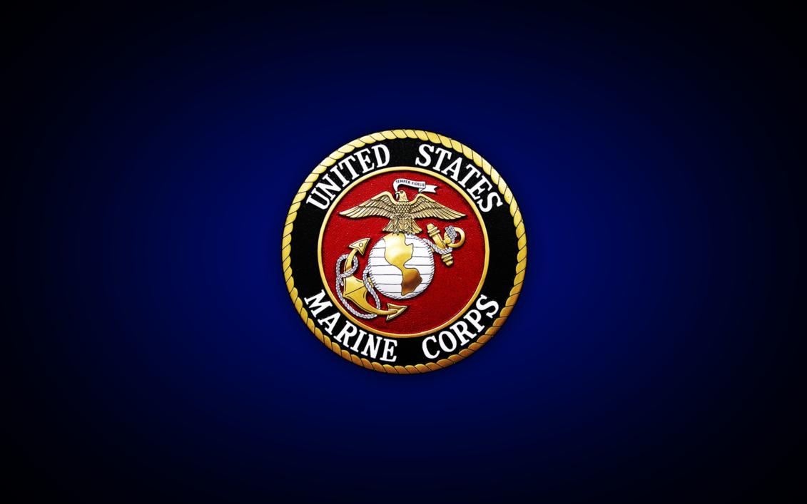 USMC United States Marine Corps Wallpaper by andrewlabrador on 1131x707
