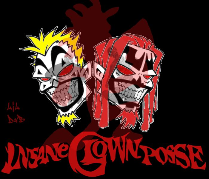 Pictures Of Icp Face Paint