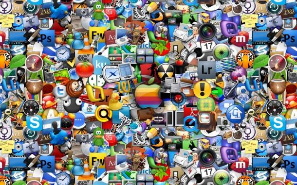 Retro Robot Wallpaper Backgrounds 610x381