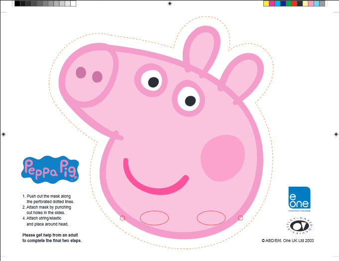 Pig Party With The New Peppa Pigs Party Time App FREE Peppa Pig 681x523