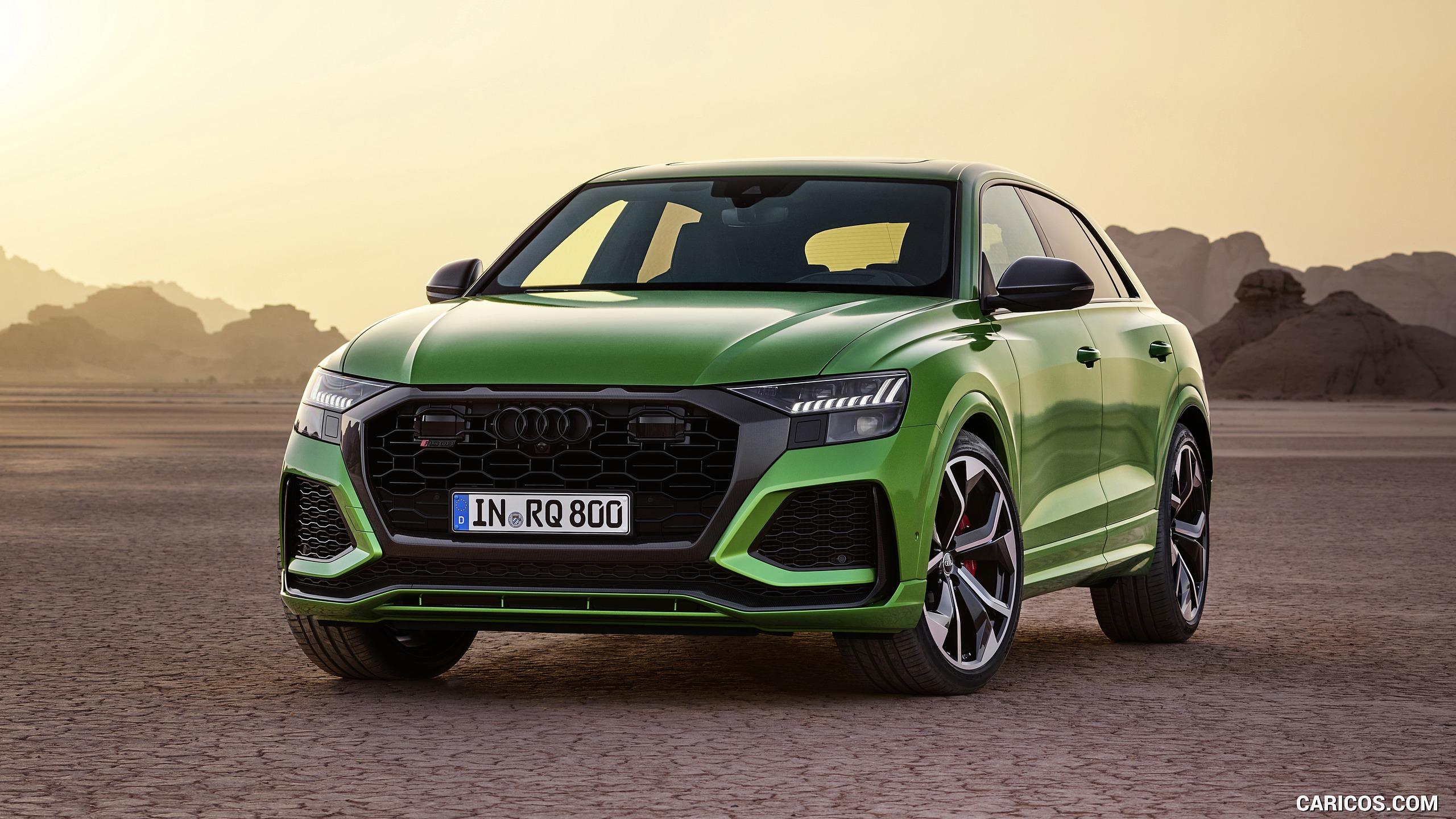 2020 Audi RS Q8   Front HD Wallpaper 3 2560x1440
