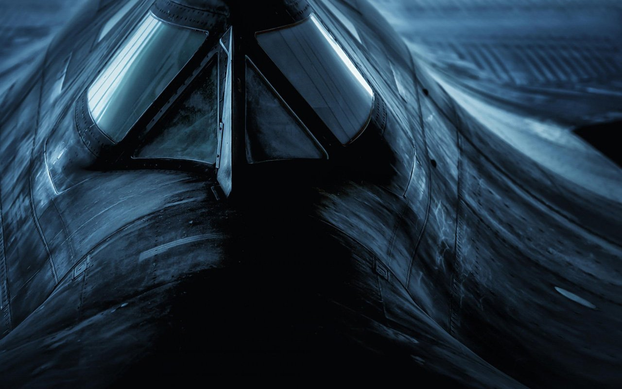 Free Download Blackbird Wallpaper Lockheed Sr 71 1280x800