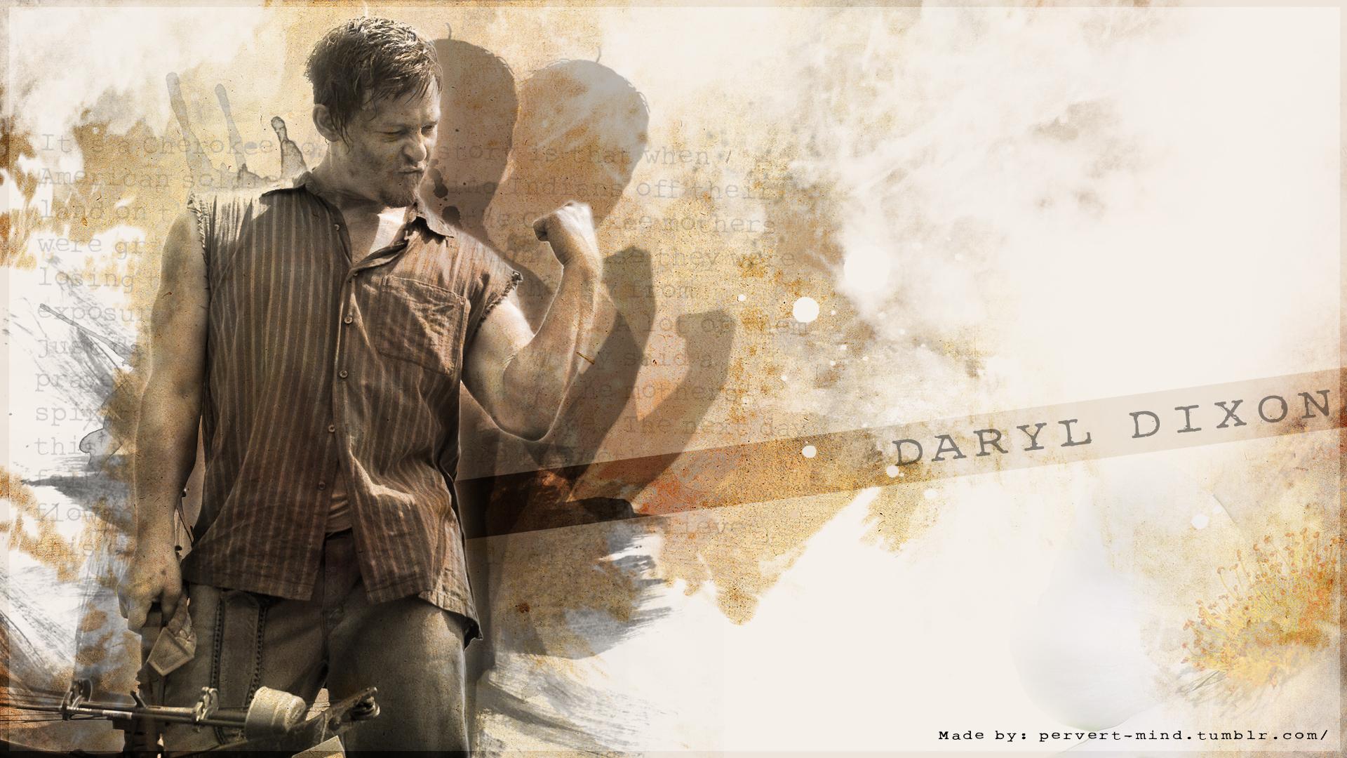Daryl Dixon Wallpaper 34015181 1920x1080