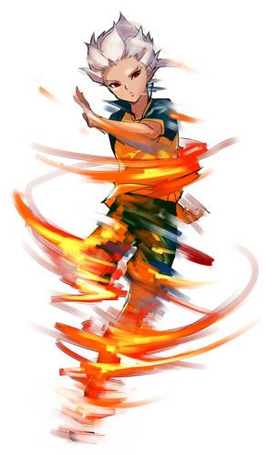 Shya GenjiAxel Blaze images Gouenji Shuuya HD wallpaper 304x500