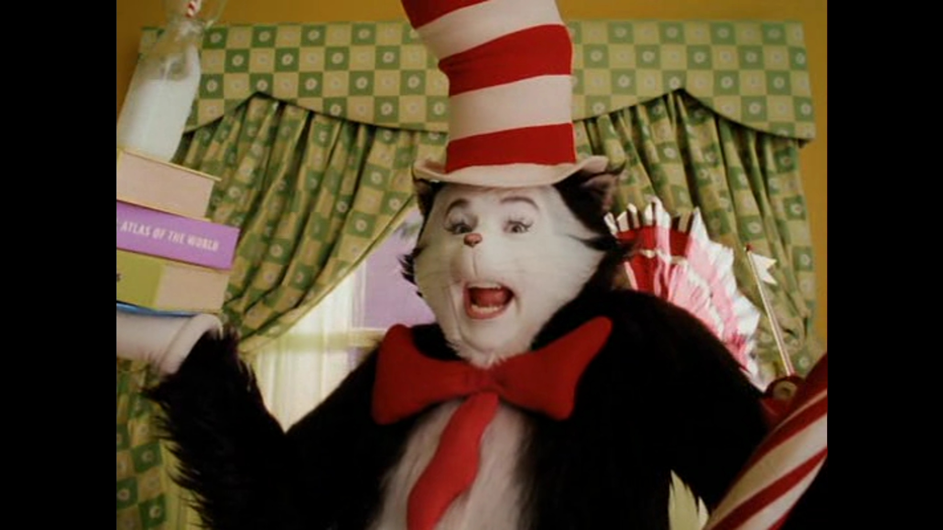 cat in the hat movie - HD 1920×1080