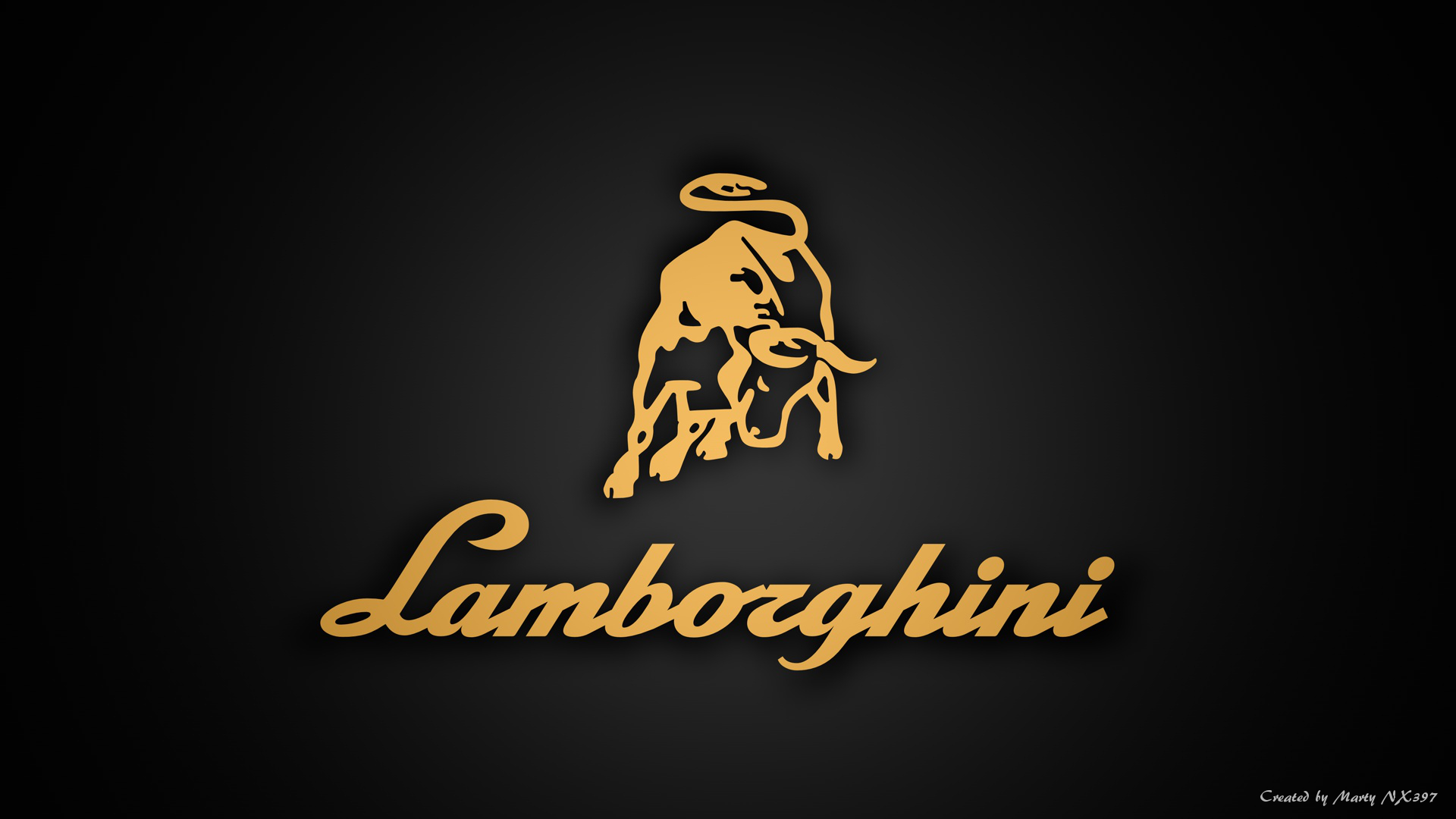 Lamborghini Logo Wallpaper 31 1920x1080