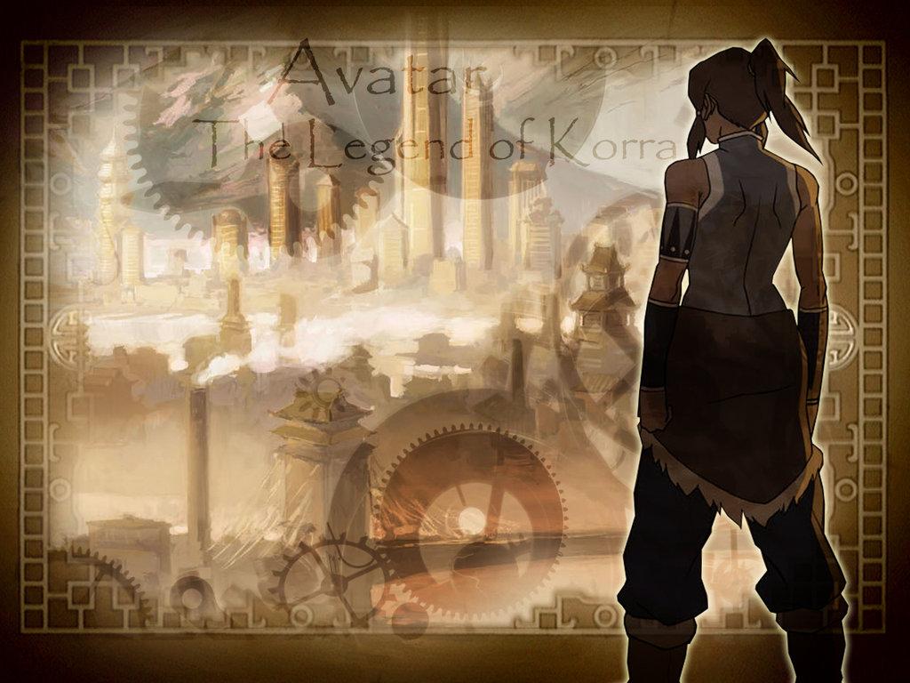 Avatar The Legend Of Korra Wallpapers 1024x768