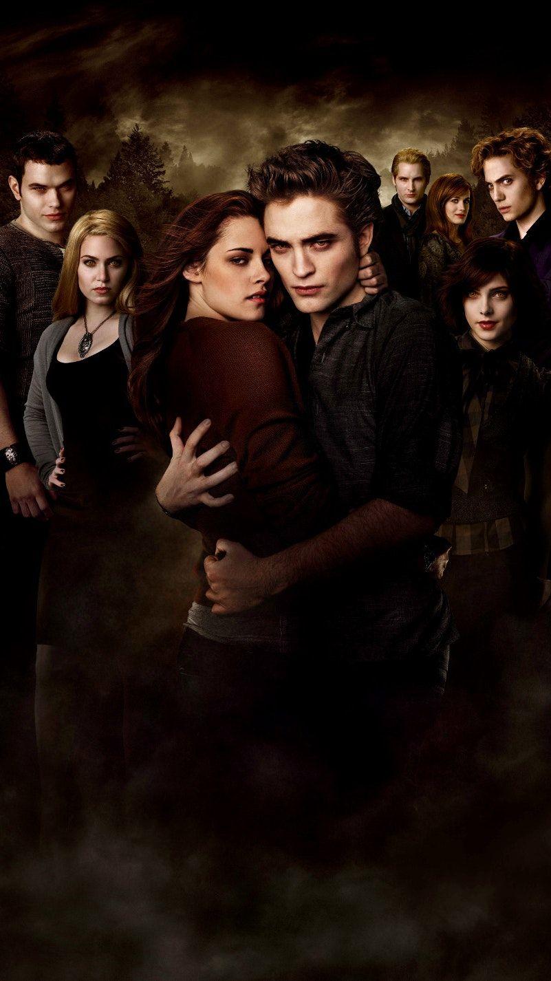 The Twilight Saga New Moon 2009 Phone Wallpaper in 2019 The 801x1426