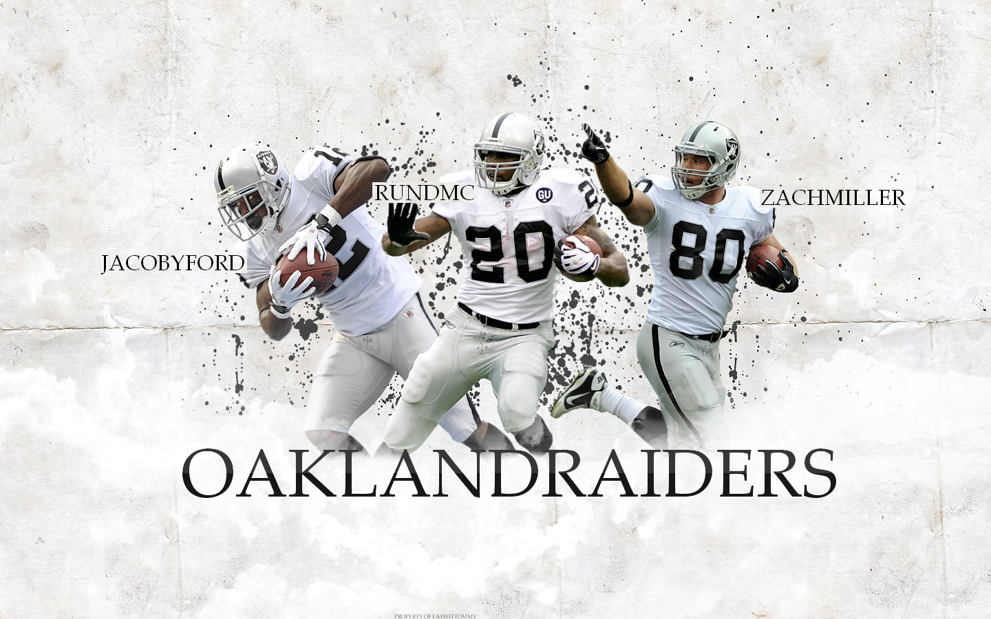 Oakland Raiders background Oakland Raiders wallpapers 1440x900