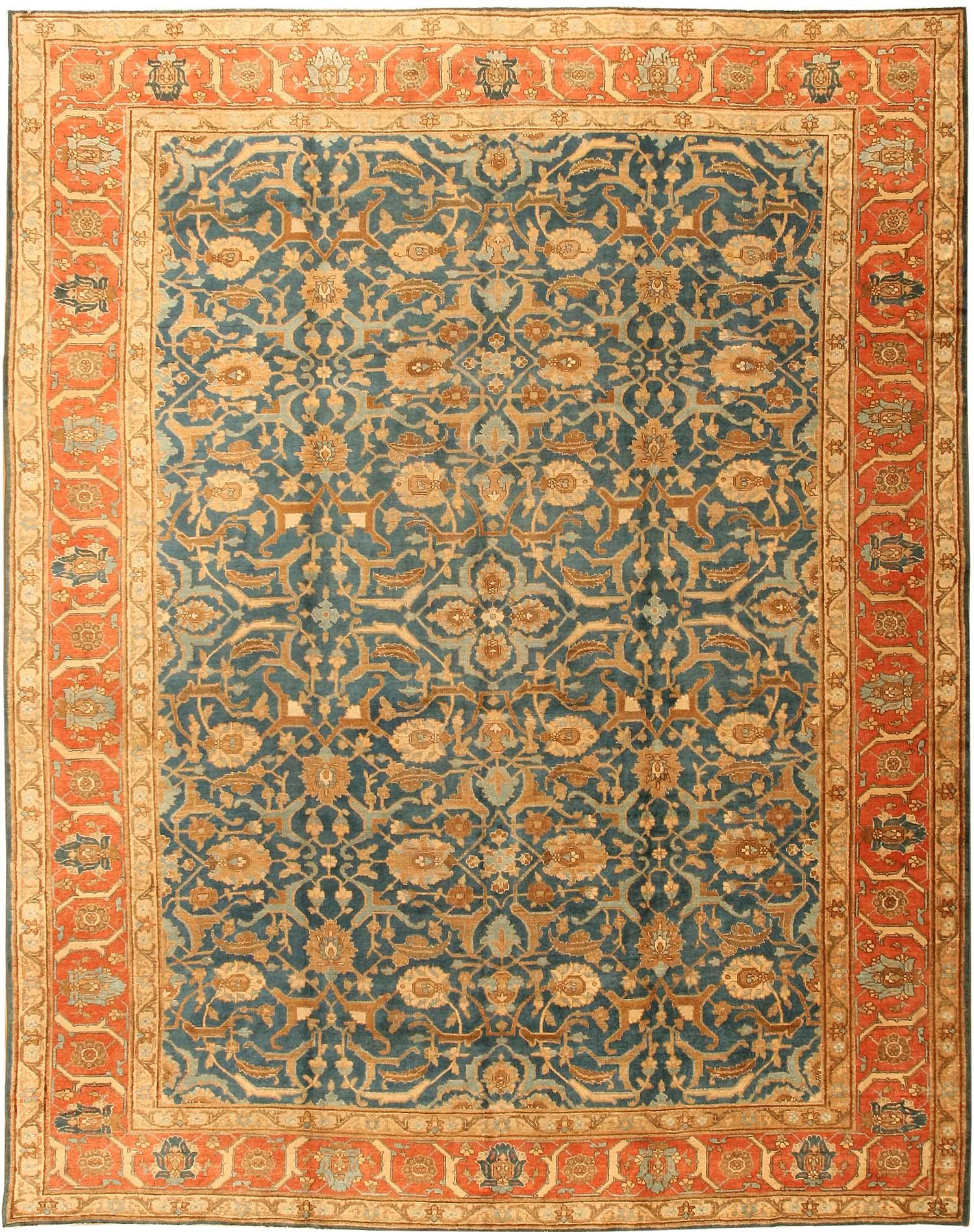 Antique Tabriz Persian Rug 41622 Antique Tabriz Persian Rugs 416222 1500x1897