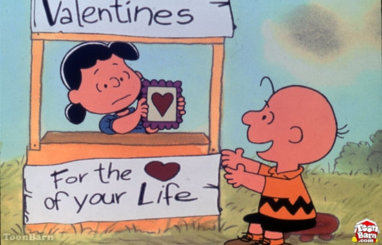 Peanuts Snoopy Valentines Day specialjpg 554x355