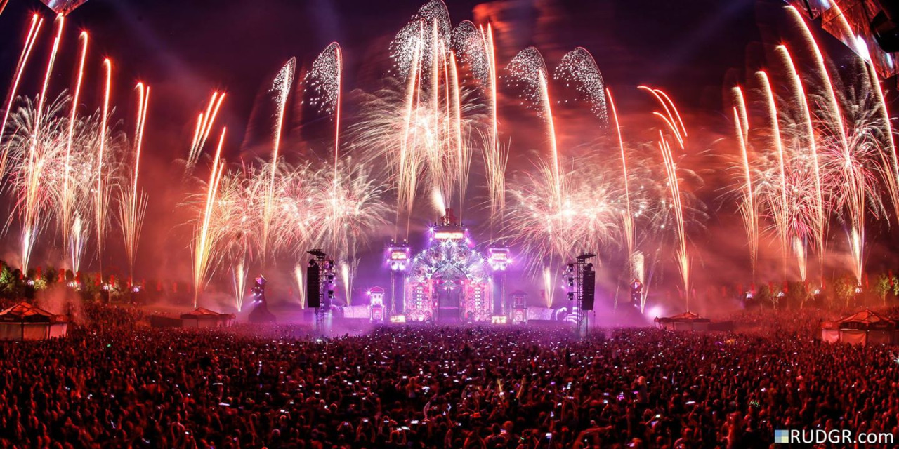 Defqon1 Easily Takes Gold For Best Ending Show At A 1280x640