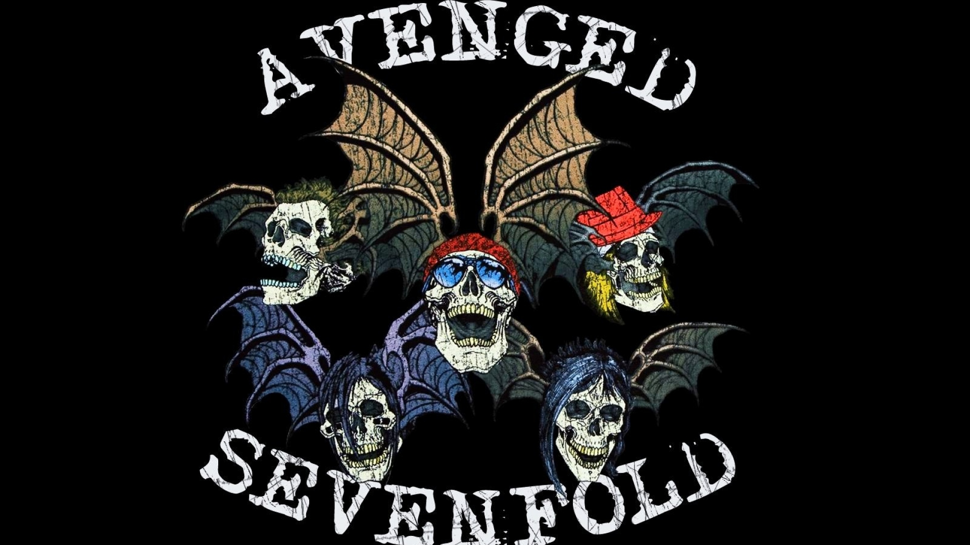 Avenged Sevenfold wallpaper   414520 1920x1080
