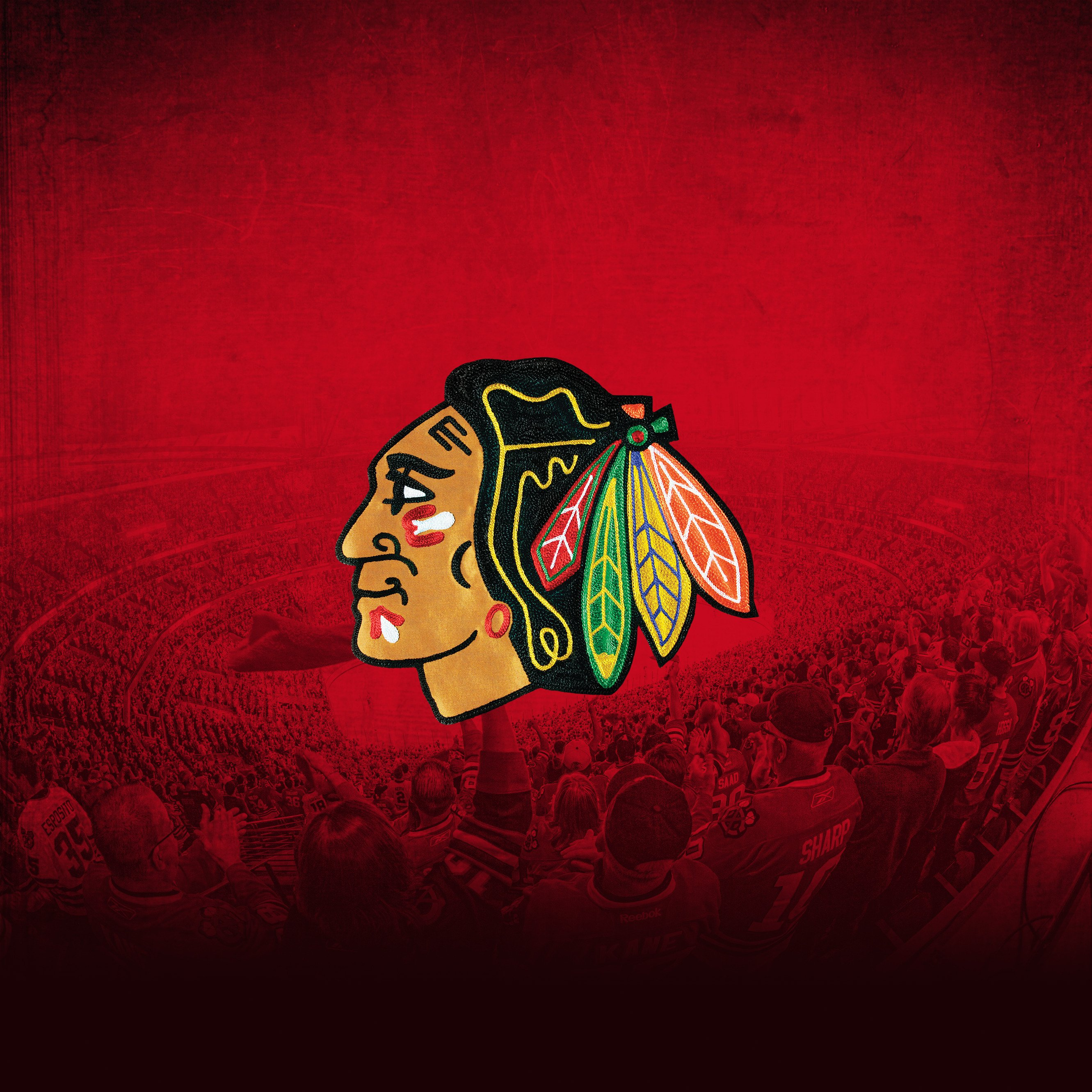 Chicago Blackhawk Wallpaper