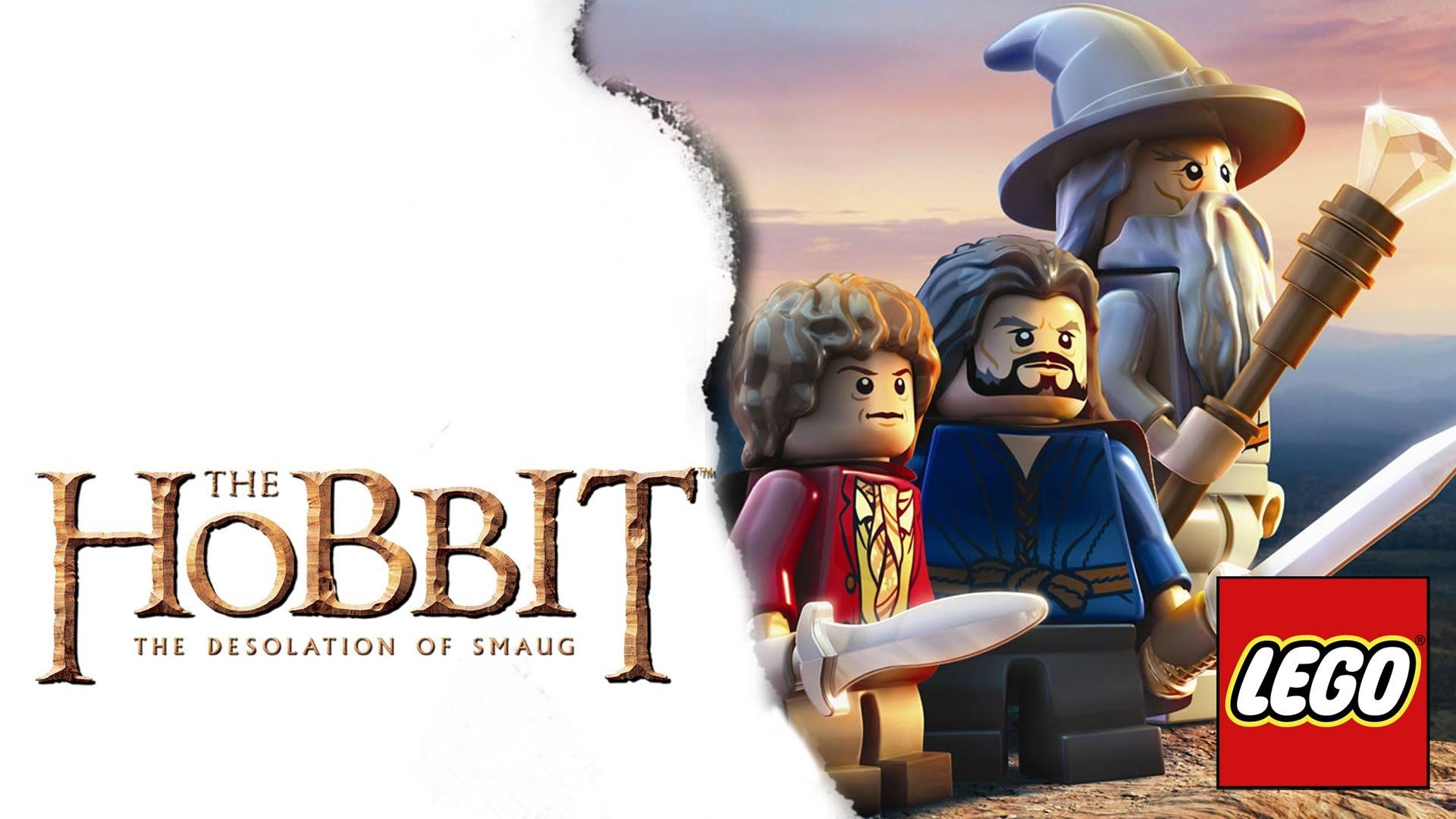 LEGO   Der Hobbit Trailer 1920x1080