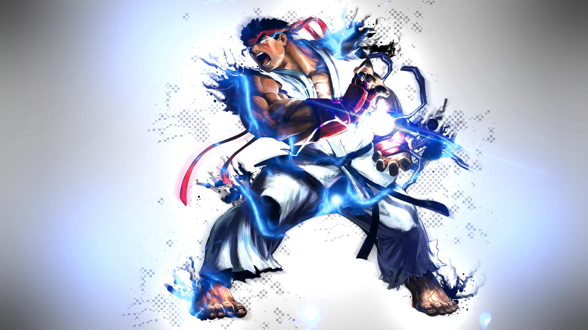 [48+] Ryu Street Fighter Wallpaper on WallpaperSafari