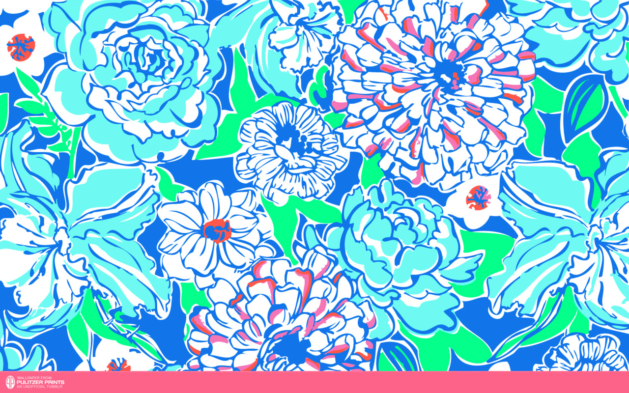 Lilly Pulitzer Backgrounds 2012
