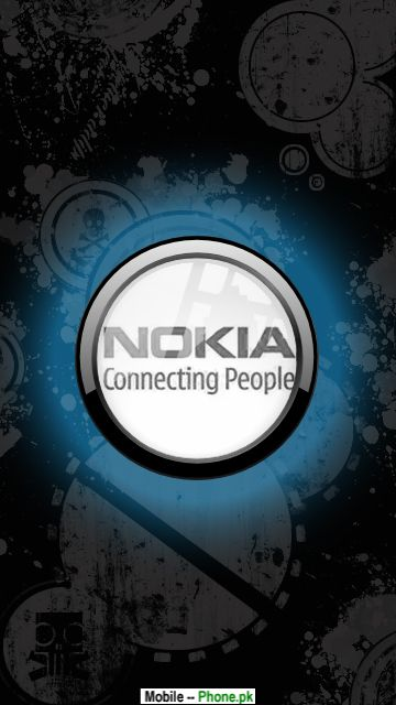 nokia logo images wallpaper nokia logo jpg nokia logo 360 360x640
