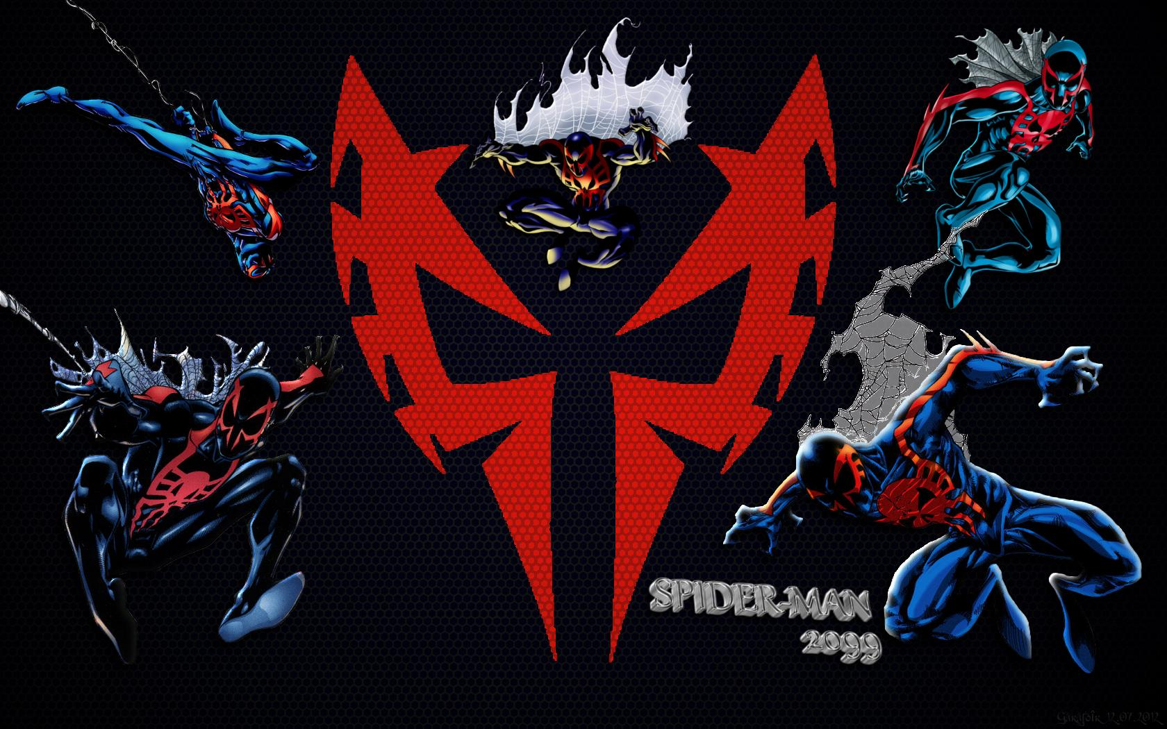 Free Download Spider Man 2099 Wallpapers 1680x1050 For Your