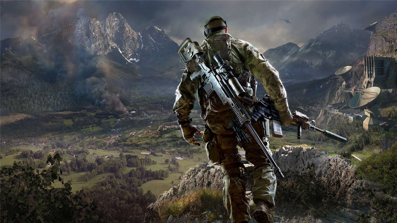Free Download Sniper Ghost Warrior 3 Hd Wallpapers And