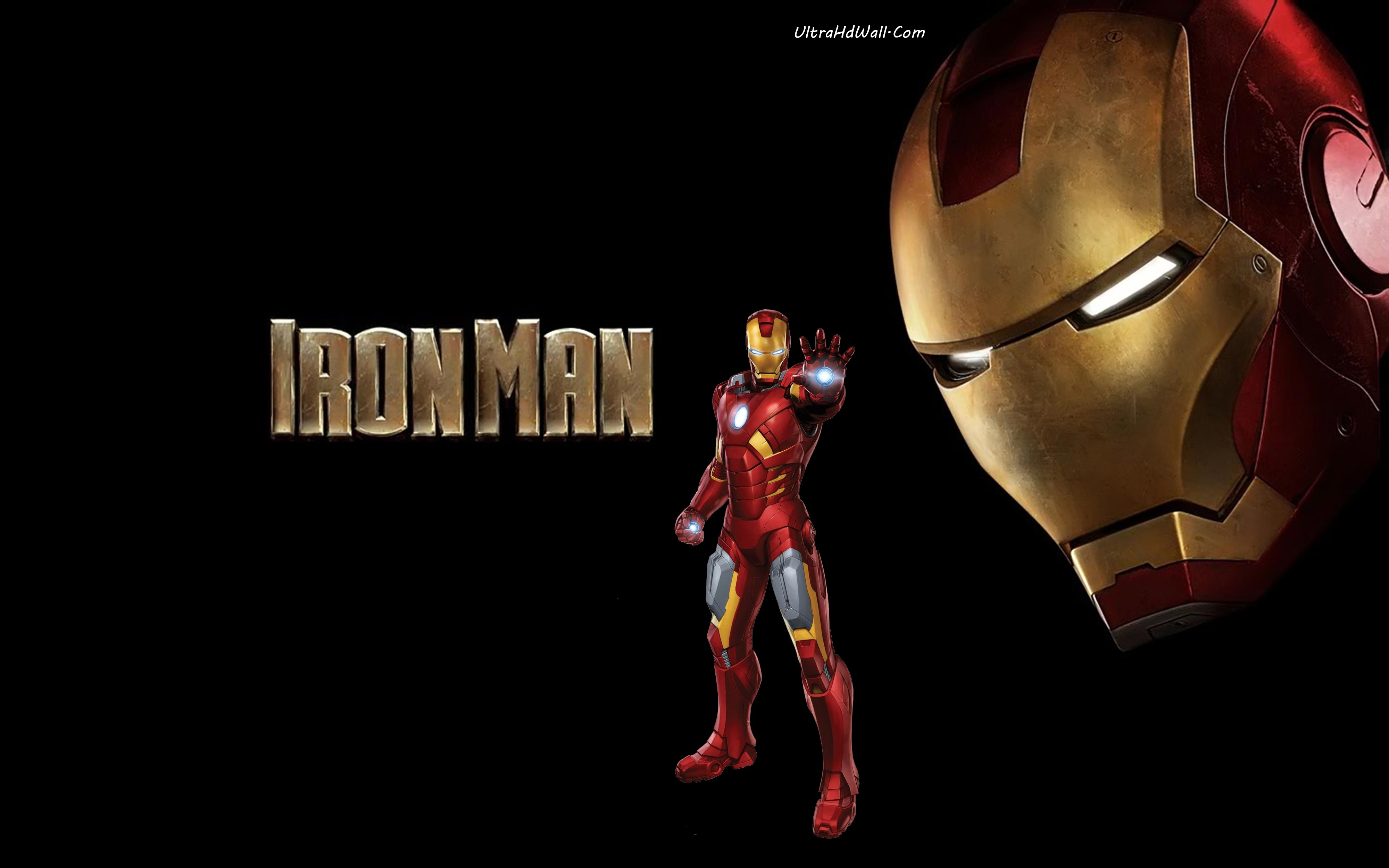 Free download Iron Man Wallpaper [4000x2500] for your