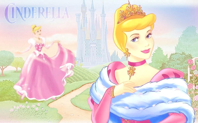 Cinderella wallpapers for desktop wallpapersafari for Pretty princess wallpaper