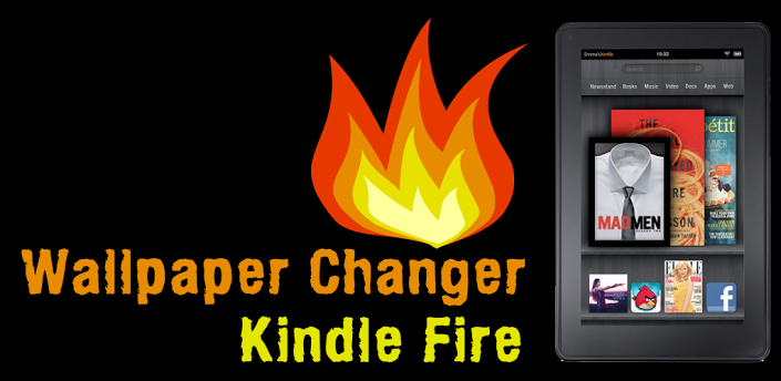 Kindle Fire   Wallpaper Change 705x344