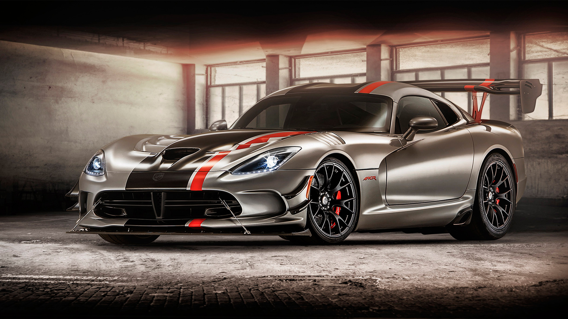 2016 Dodge Viper Wallpaper 1920x1080