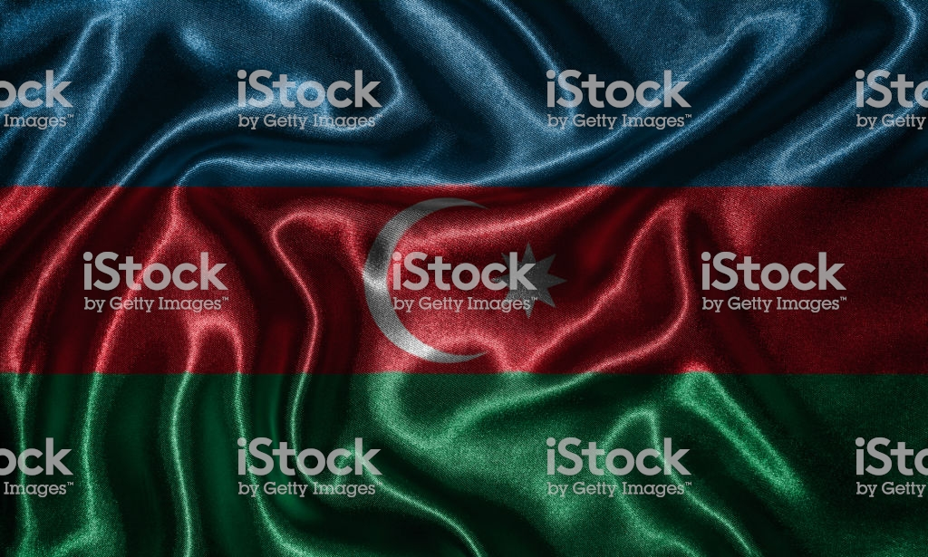 Wallpaper By Azerbaijan Flag And Waving Flag By Fabric Stock Photo 1024x615