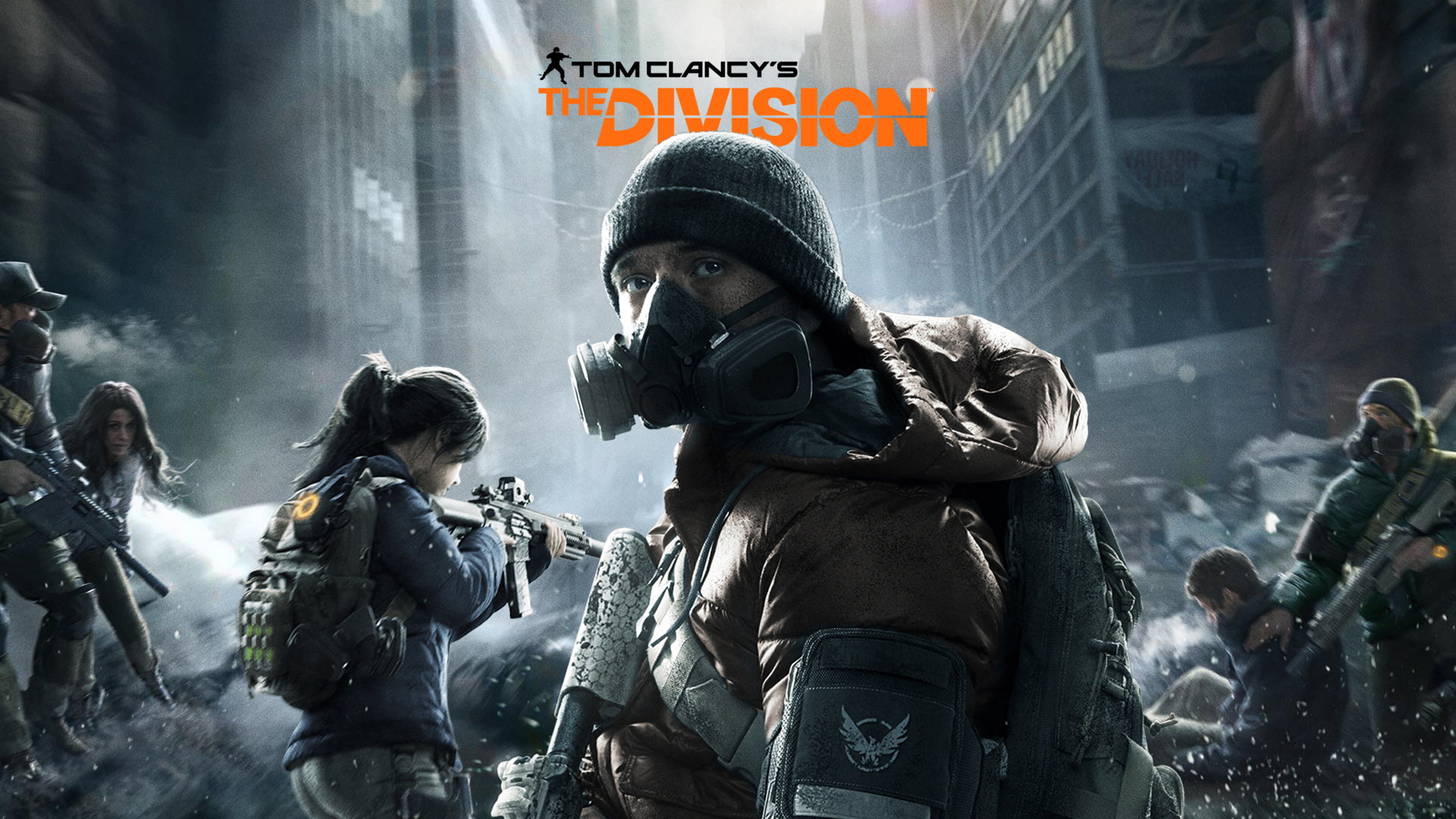 Tom Clancys The Division Wallpaper 1920x1080 by sachso74 on 1920x1080