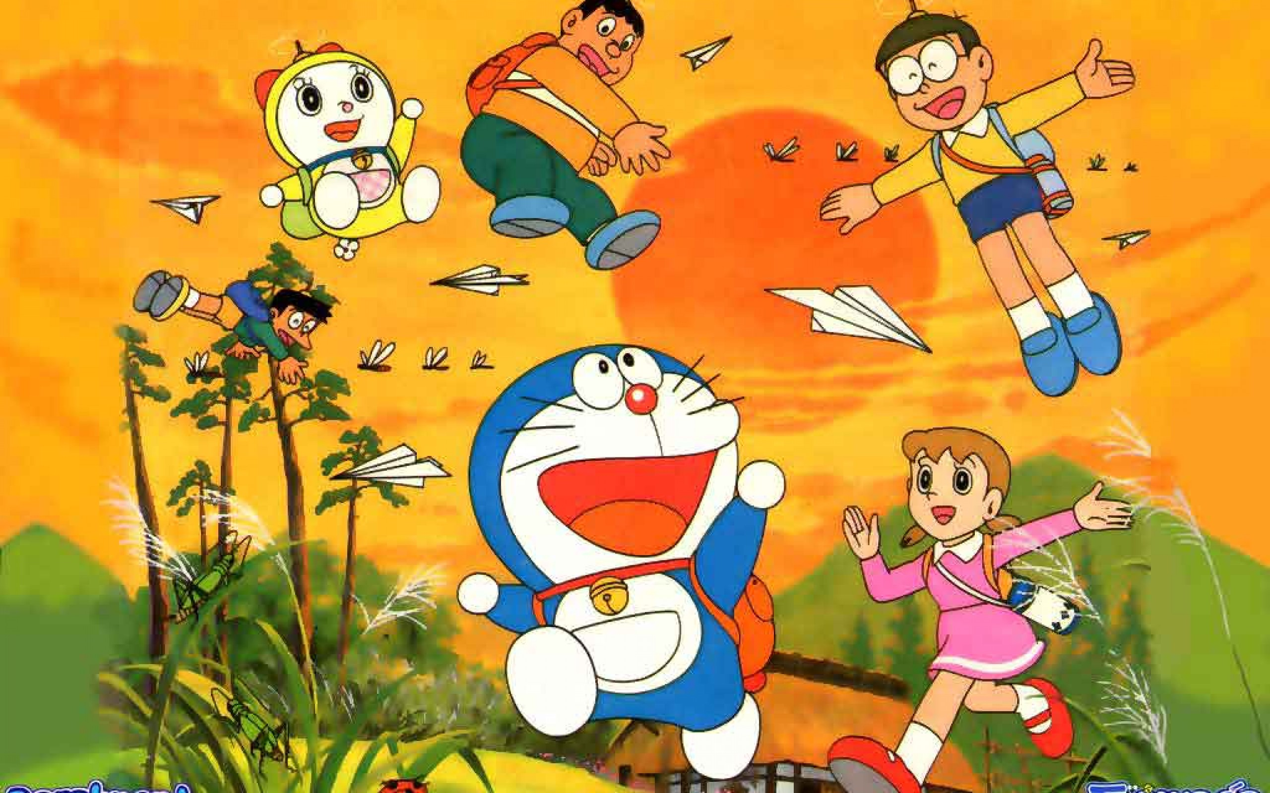 45 ] Doraemon Wallpaper Screensaver On WallpaperSafari