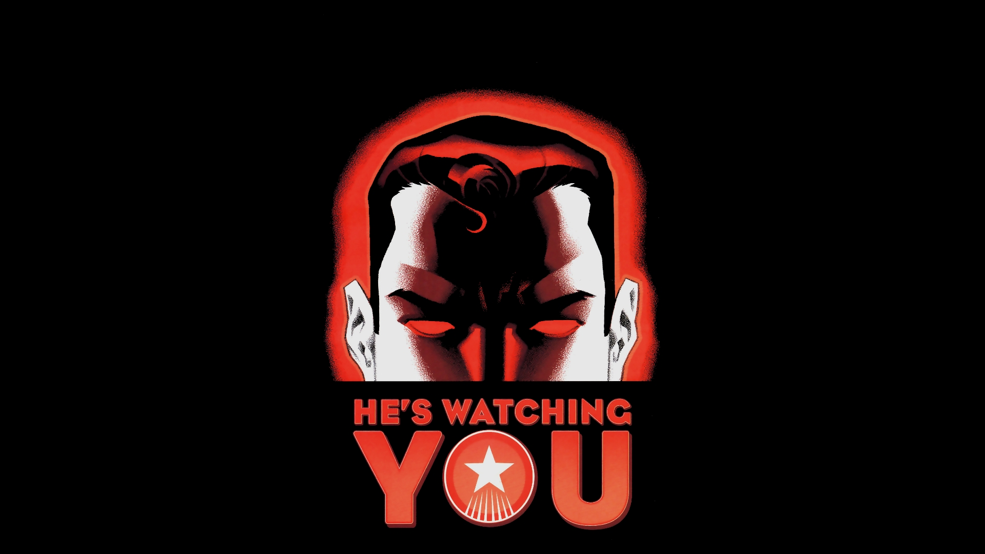 Superman Red Son HD Wallpapers Backgrounds 1920x1080