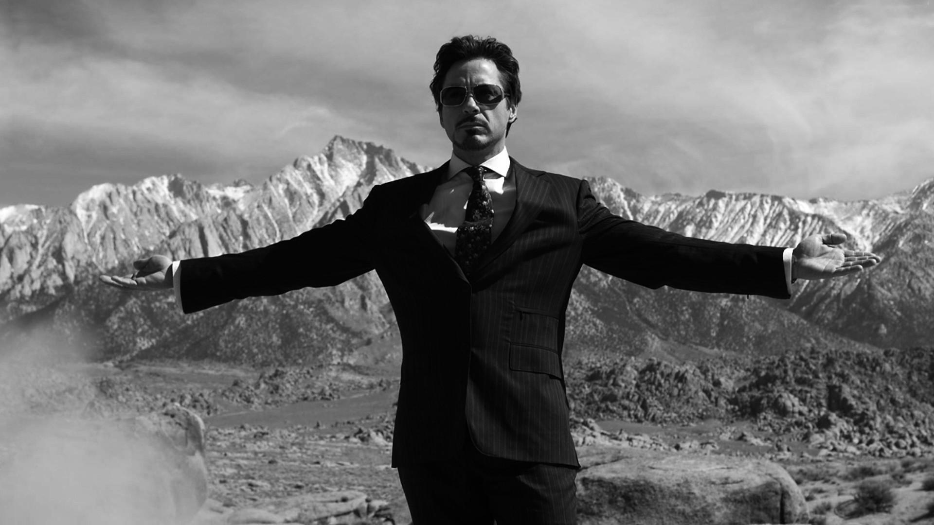 Tony Stark 4k Wallpaper: Robert Downey Jr Iron Man Wallpaper