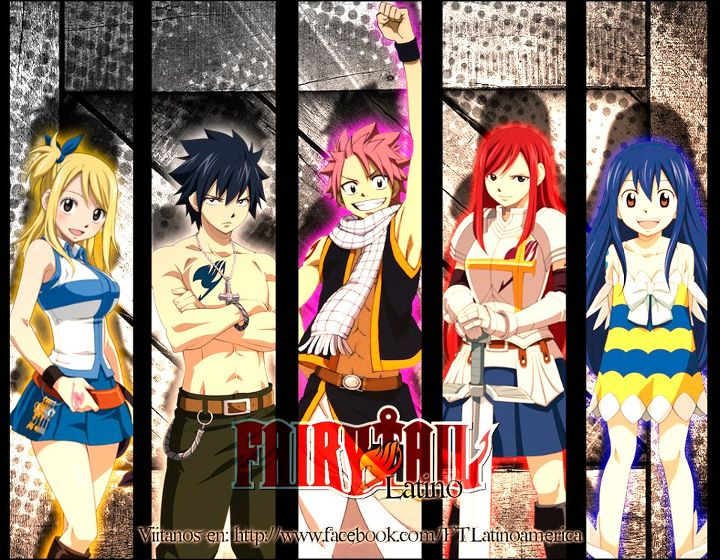 Fairy Tail Team Natsu by love for art apple 2 720x560