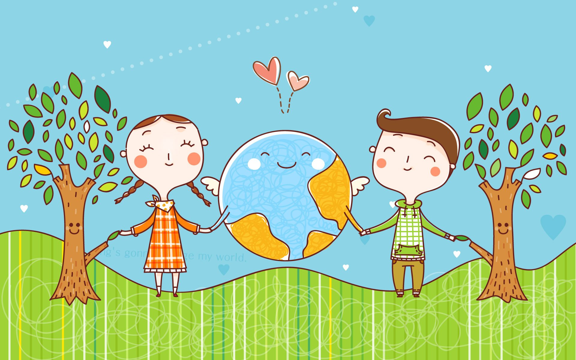 Earth Day Wallpaper 15   1920 X 1200 stmednet 1920x1200