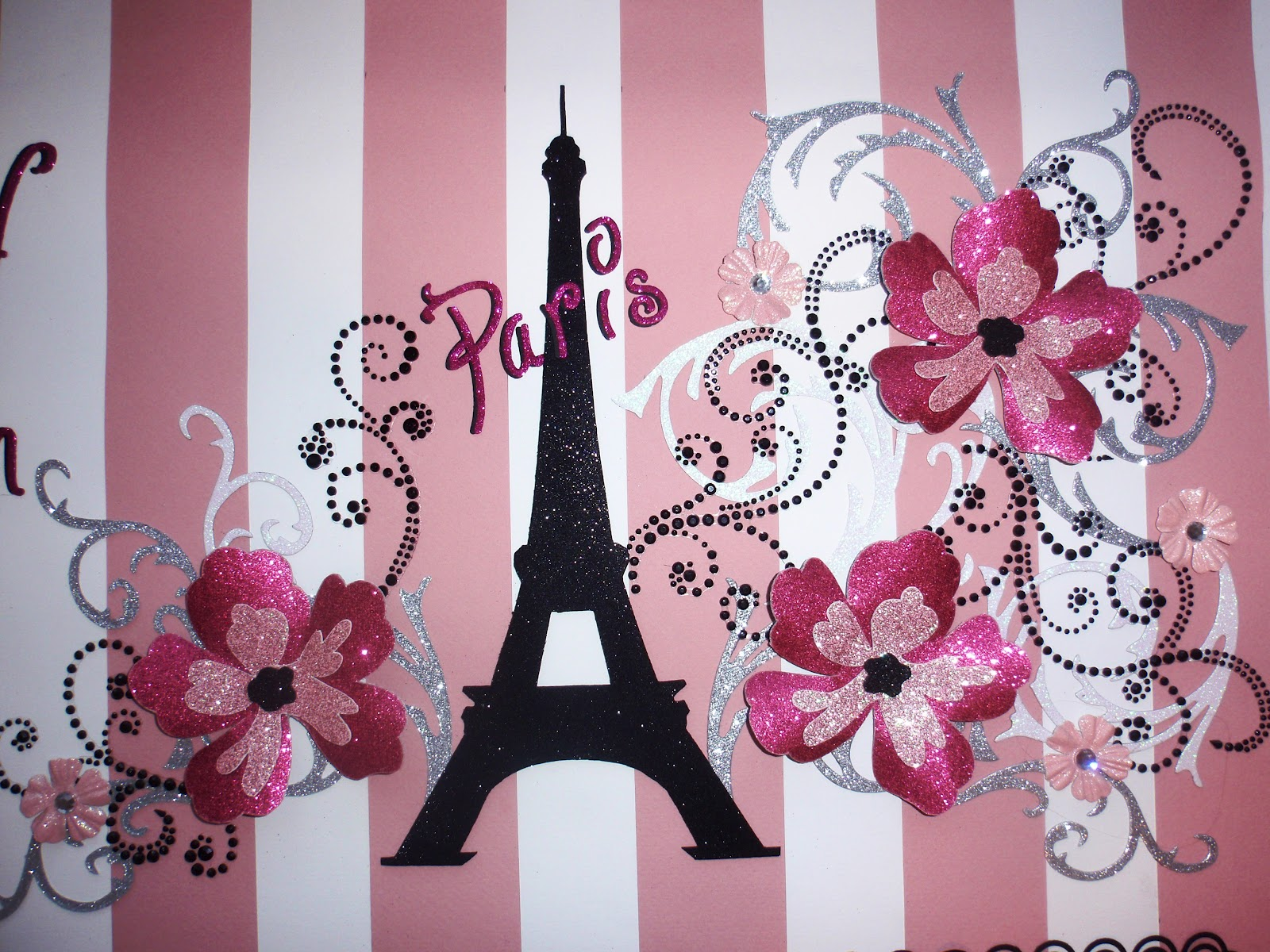 Paris Pink Wallpapers HD Wallpapers Early 1600x1200